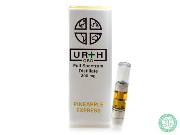 URTH CBD URTH CBD - Pineapple Express Cartridge - Local Vape - Online Vape Shop