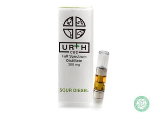 URTH CBD URTH CBD - Sour Diesel Cartridge - Local Vape - Online Vape Shop