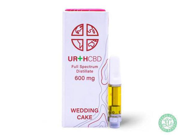URTH CBD URTH CBD - Wedding Cake Cartridge - 600mg - Local Vape - Online Vape Shop