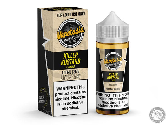 Vapetasia Vapetasia Killer Kustard - Local Vape - Online Vape Shop