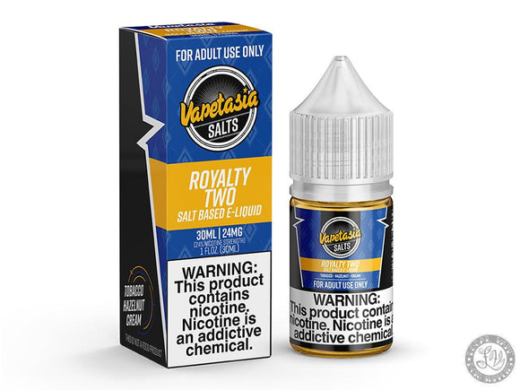 Vapetasia Vapetasia Royalty II Salt - Local Vape - Online Vape Shop
