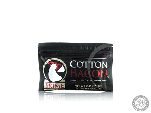 Wick 'N' Vape Wick 'N' Vape - Cotton Bacon Prime - Local Vape - Online Vape Shop