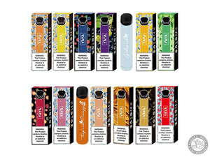YAYA POD YAYA DISPOSABLE POD SYSTEM - Local Vape - Online Vape Shop