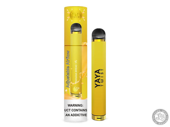 YAYA POD YAYA TWIST DISPOSABLE POD SYSTEM - Local Vape - Online Vape Shop