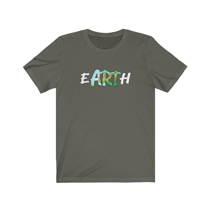 Earth Is Art Tee