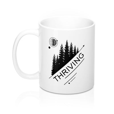 Thriving Mug 11oz