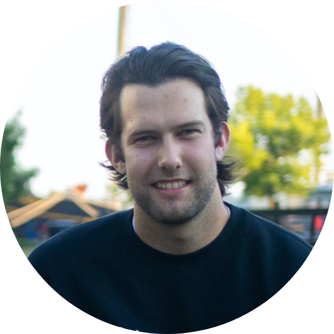 Kyle Rector co-founder of boardball