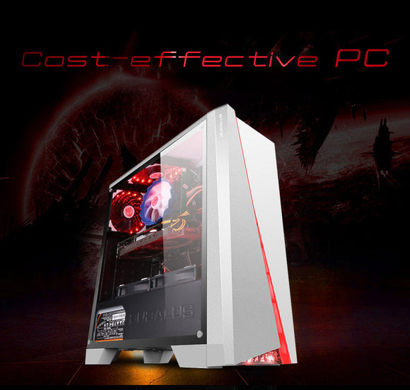Competitive Gaming PC | RX560 4G | AMD 9700 D4 8G | IPASON | PSG Official