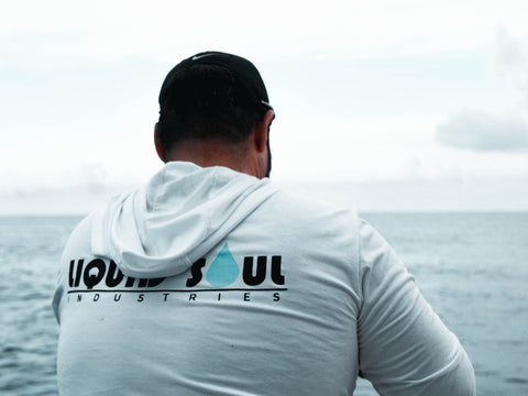 The OG Hooded Rashguard (White)