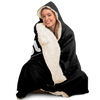 Soul Of The Sherpa Hooded Blanket