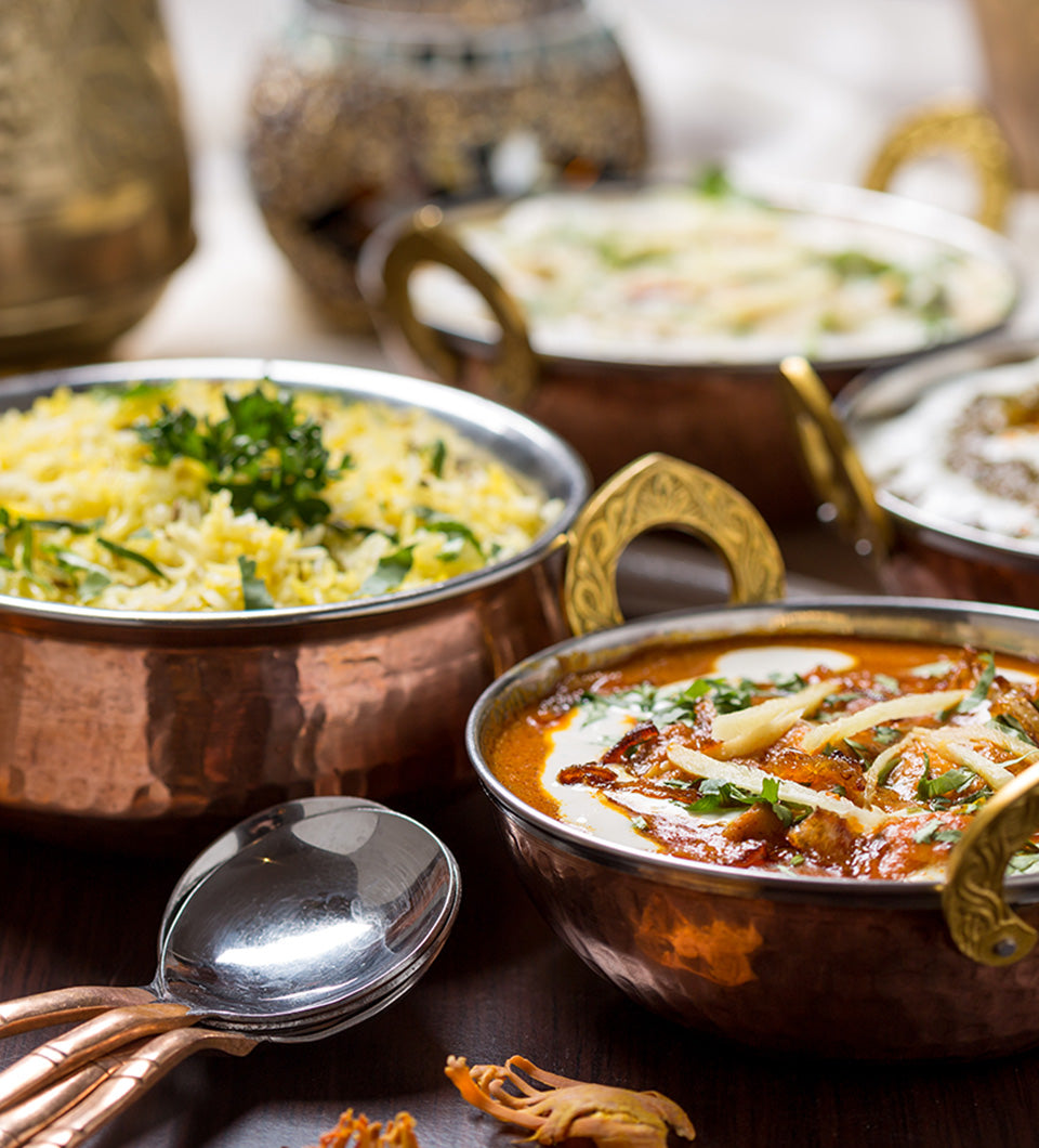 Indian Curry Meals