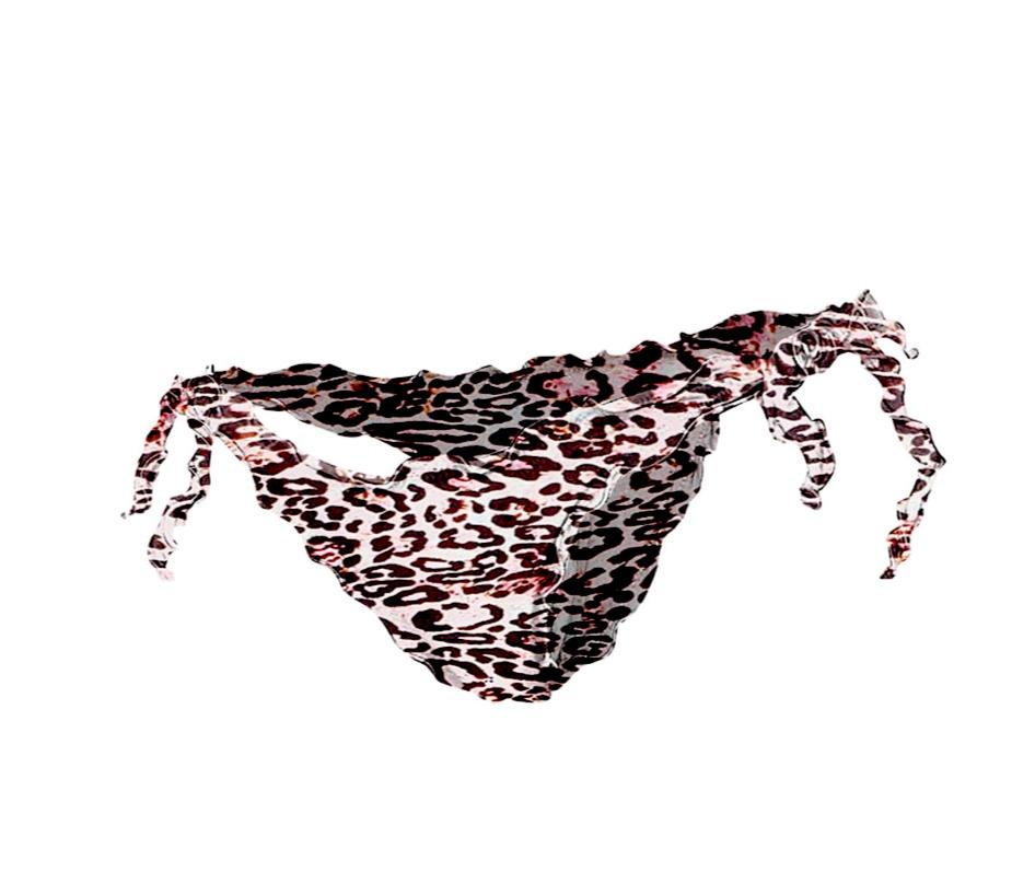 Tanga biquini animal print F21-1913MC