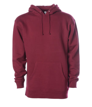 CLOSE OUT IND4000 Men's Heavyweight Hooded Pullover Sweatshirt