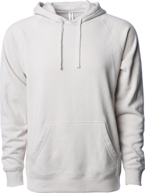 XXL AND UP PRM33SBP Special Blend Raglan Hooded Pullover