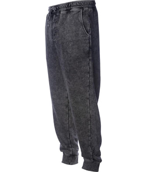 MEN'S MINERAL WASH FLEECE PANT