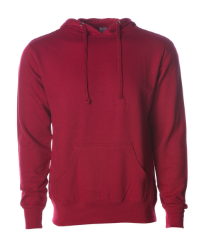 Close Out SS2200 Lightweight Hooded Pullover Sweatshirt