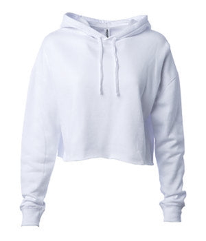 AFX64CRP Women's Lightweight Crop Hooded Pullover