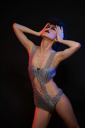 Chainmail Bathing suit