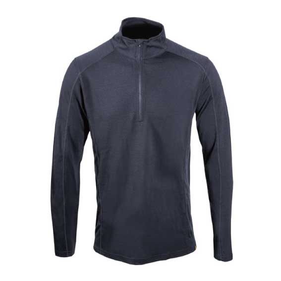 Men's Base Layer Long Sleeve Mid 1/4 Zip Top