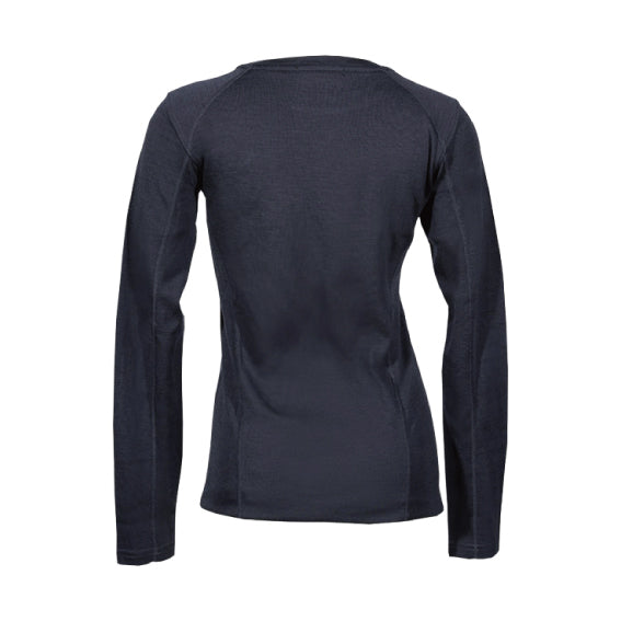 Women's Base Layer Long Sleeve Mid Crew Neck Top