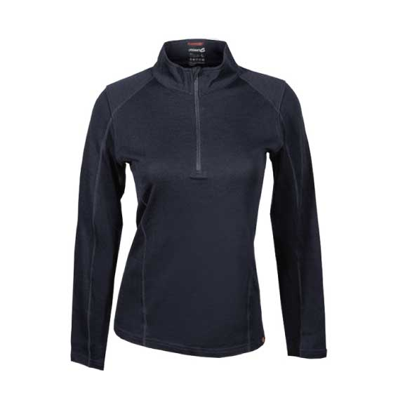 Women's Base Layer Long Sleeve Mid 1/4 Zip Top