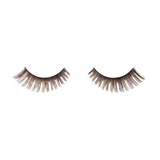 brown false eyelashes, fake eyelashes, strip lashes, Lashionista luxe