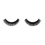 classic natural false eyelashes, black, lashionista luxe