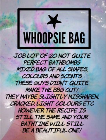 Whoopsie Bubblebomb Bag of 20