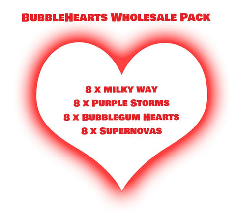 BubbleHeart Wholesaler Pack