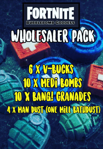 Fortnite Wholesaler Pack