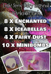 Snow Faeries Scented Wholesaler Pack
