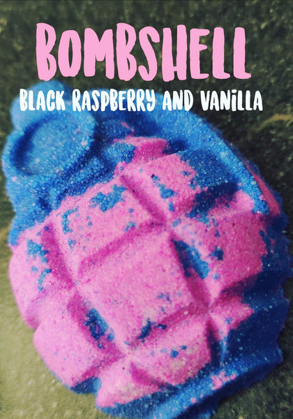 Black Raspberry and Vanilla (Bombshell) Fortnite Collection