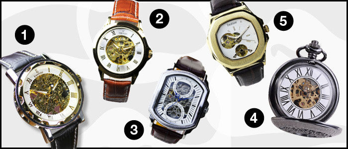 Weird Ape's What to Wear With a Mechanical Watch
