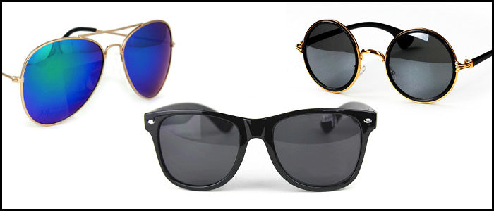Sunglasses from Weird Ape