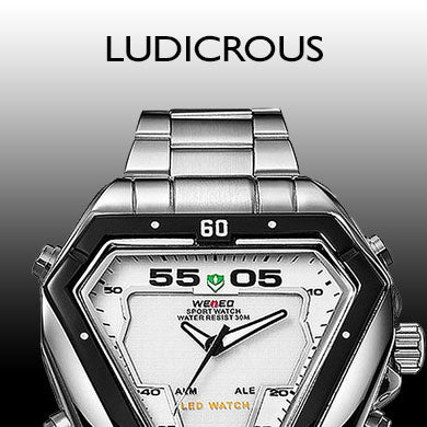 Ludicrous Watches