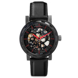 Weird Ape Kolt - Men's  skeleton watch with  strap