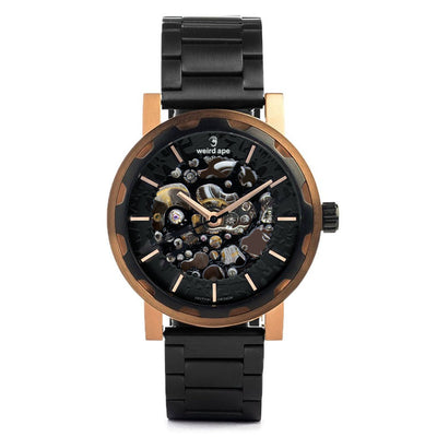Weird Ape Kolt - Black Rose Gold / Black Link