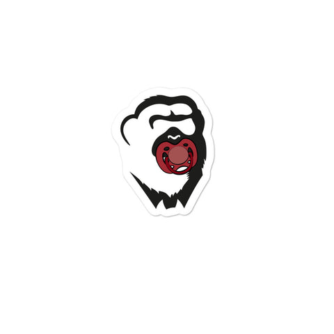 Weird Ape Baby Ape Sticker