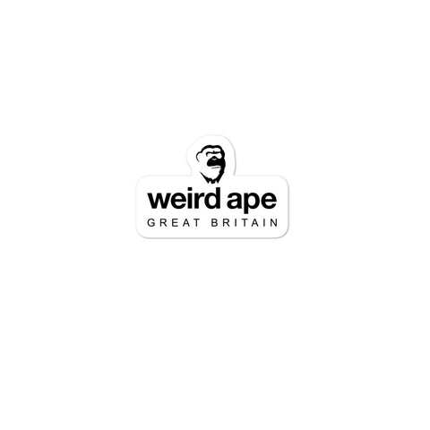 Weird Ape Weird Ape GB Sticker