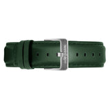 Weird Ape women's Forest Green Leather 16mm Strap