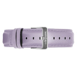Weird Ape women's Lilac Leather 16mm Strap