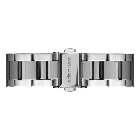 Silver Link 16mm Strap