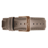 Hazelnut Leather 20mm Strap