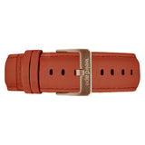 Weird Ape men's Rust Suede 20mm Strap