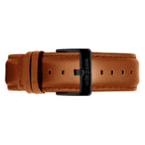 Weird Ape men's Tan Leather 20mm Strap