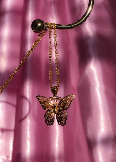 Butterfly Effect Necklace - ShopStarCrew