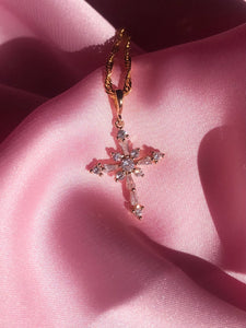 Cross Your Heart Necklace - ShopStarCrew