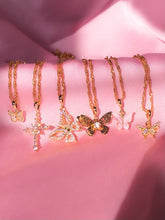 Load image into Gallery viewer, Heavenly Butterfly Necklace - ShopStarCrew