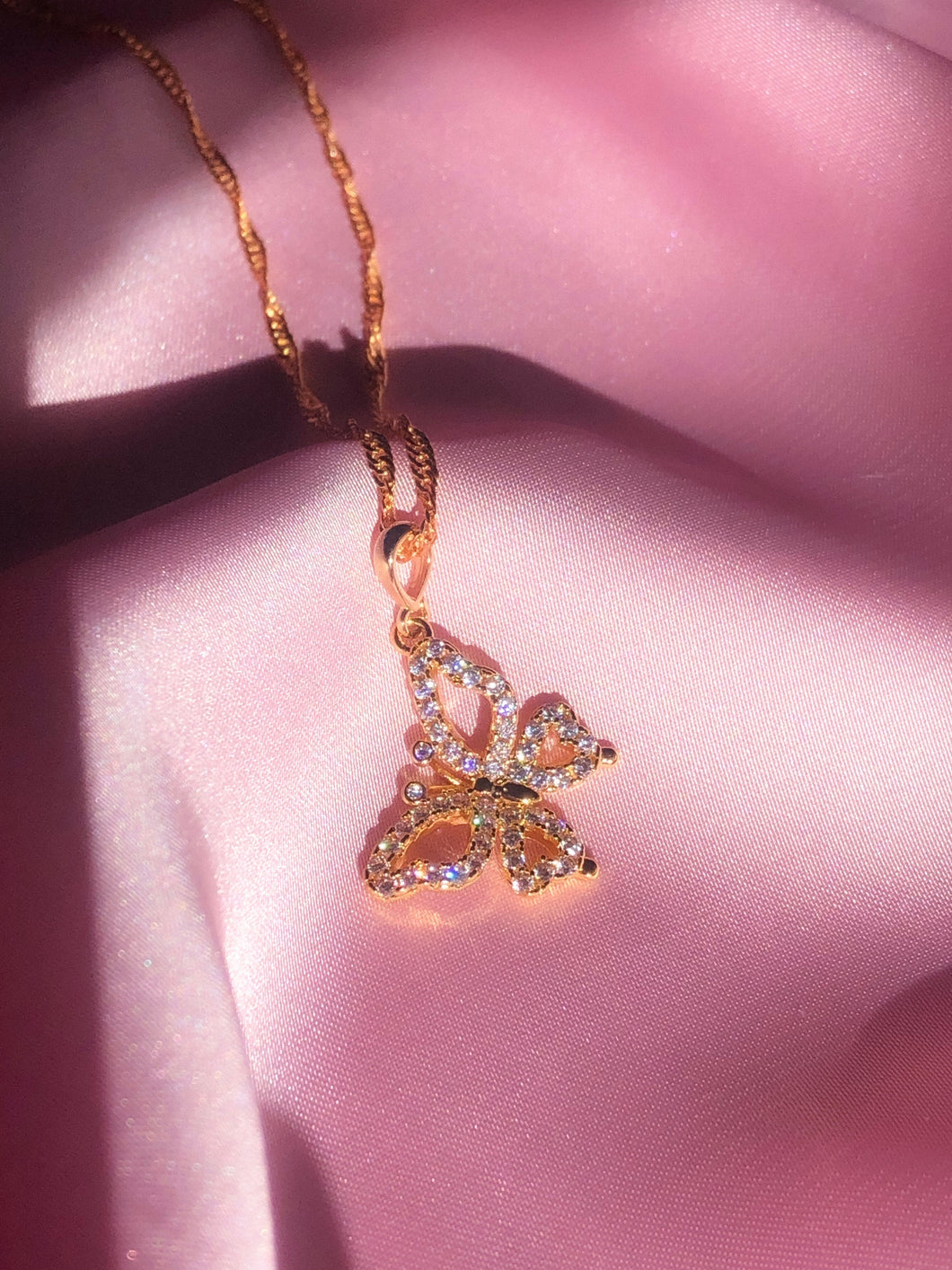 Heavenly Butterfly Necklace - ShopStarCrew