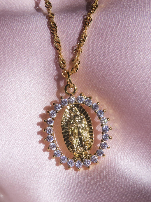 Virgin Mary Necklace - ShopStarCrew